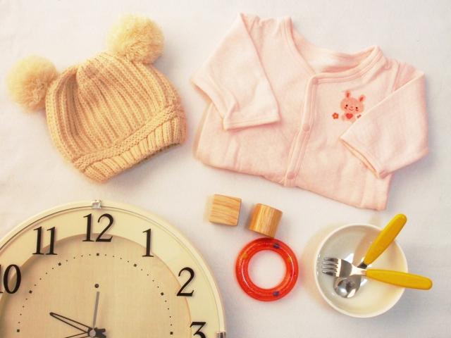 赤ちゃんのスケジュール